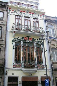 Art Nouveau  # Porto - Portugal