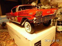 1958 Impala Gasser! - Scale Auto Magazine - For building plastic & resin scale model cars, trucks, motorcycles, & dioramas