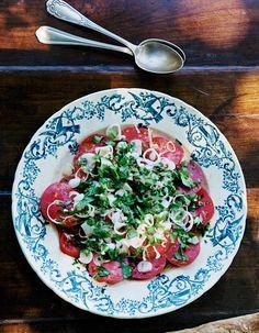 Aliment peu calorique : la tomate