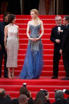 Cannes 2014: Nicole Kidman de Armani Prive