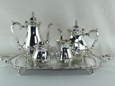5 Piece Princess Tea/Coffee Set