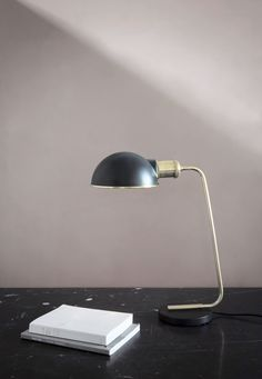 MENU Collister Table Lamp by Søren Rose Studio