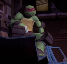 why must you be so sexy Raph ;-; you just make me melt.... and make me turn into jelly