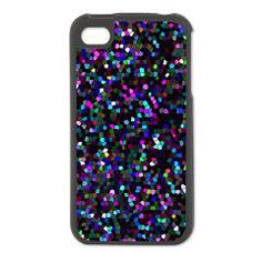 SOLD Cafepress iPhone 4/4S Switch Case Mosaic Glitter 1! http://www.cafepress.com/medusa81.795955348