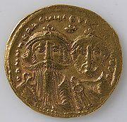 Solidus Heraclius és Heraclius Constantine