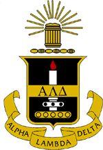 alpha lambda delta - Freshmen Honor Society