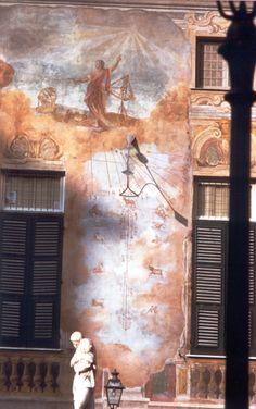 Le facciate dipinte del centro storico di Novi Ligure - Gallery - Distretto del Novese: Novi Ligure e dintorni #distrettodelnovese