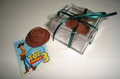 Jaque Lembrancinhas: Sabonete Chapéu Toy Story