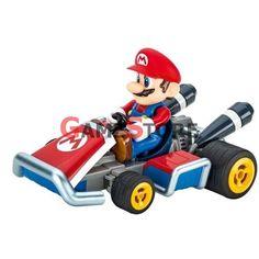 CARRERA RC - 370162060 - Mario Kart 7 Mario - Radio Commande2,4 Ghz - Véhicule Miniature - € 76.46 - Livraison Gratuite chez GameStore