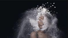 DonHorne3 [BTS Video] Flour Explosion With A Bit Of Post Production