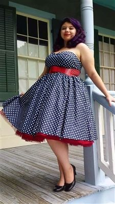 Rockabilly Dresses for Less - www.Blueberryhillfashions.com