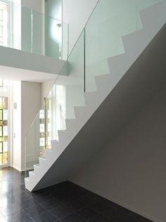 Glazen trapleuningen | Pglas