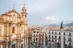 Palermo: 28 Photos That Will Make You Want to Visit Sicily's Capital Verona Italy, Puglia Italy, Venice Italy, Places To Travel, Travel Destinations, Visit Sicily, Sicily Travel, Palermo Sicily, Lake Garda