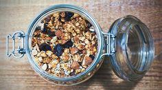 Idealne śniadanie, czyli granola jabłkowo-cynamonowa