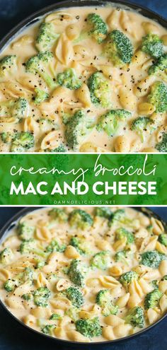 Best Pasta Recipes, Pasta Dinner Recipes, Fun Easy Recipes, Real Food Recipes, Cooking Recipes, Comfort Food Recipes, Easy Broccoli Recipes, Easy Family Meals, Quick Easy Meals