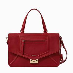 fashion, wishlist, lista de desejos, moda, carteiras, malas, furla, red, vermelho, burgundy, alice satchel bag, tendências, outono inverno 2014 2015, style statement, dicas de imagem, blog de moda portugal, blogues de moda portugueses