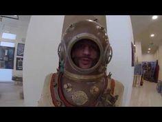 Una visita al MAS di Marina di Ravenna. Underwater Museum Ravenna, Master Chief, Colours, Museum