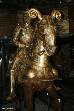 horse armour...with horns /tcc/
