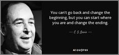 Lewis famous and rare quotes. Share inspirational quotes by C. Lewis and quotations about giving and religion. Inspirational Quotes For Girls, Go For It Quotes, Favorite Quotes, Best Quotes, Cs Lewis Quotes, Senior Quotes, Parenting Quotes, Girl Quotes, Christian Quotes