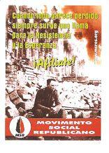 MSR MADRID: Propaganda