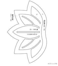フェルトで簡単手作り!紋切り絵風のつるし飾りの作り方|ぬくもり Symbols, Letters, Letter, Lettering, Glyphs, Calligraphy, Icons