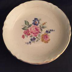For Sale: 4 pc porcelain desert plates - #3295