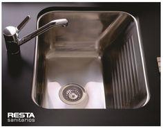 #bachas #acero #johnson #mipileta #FV #roca #lavatorio #jonhson #fv #roca pileta de cocina mesada lavadero tabla de lavar