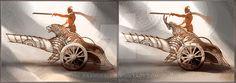 Bhallaladeva Battle Chariot concepts by Baahubali.deviantart.com on @DeviantArt