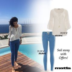 Get your favourite casual look @ www.matis-fashion.com