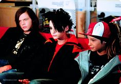 Georg Listing, Bill Kaulitz, Tom Kaulitz - 2005/2006