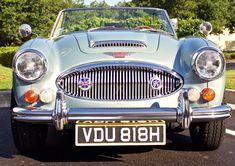 Austin-Healey 3000, Aston Martin DB6, Aston Martin DB2