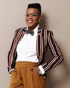 The Power of Her Own Beat: Toya Delazy Bowties, Must Haves, Leadership, Photo Galleries, How To Wear, Women, Fashion, Tie Bow, Chignons