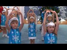 """Танец """"У леса на опушке жила зима в избушке"""" на новогоднем утреннике 2017 - YouTube Youtube, Youtubers, Youtube Movies"""
