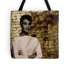 Audrey Hepburn by Momcilo Bjekovic