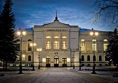 Tomsk State University.