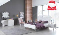 Zeus Yatak Odası   Avangarde Yatak Odaları   Yıldız Mobilya