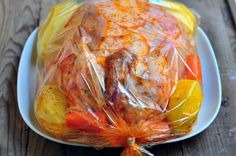 Chicken in Oven Bag, Soup Recipes Soup Recipes, Chicken Recipes, Dinner Recipes, Turkish Chicken, Food Articles, Shrimp, Cabbage, Beverages, Easy Meals