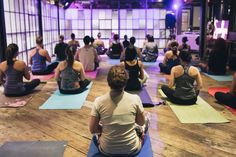 Mind, Body + Spirits Yoga with Solga NYC | Photos: Heidi Lee
