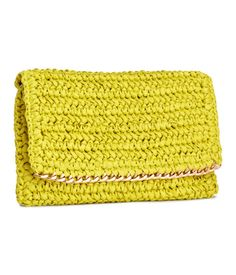 Statement Clutch - GLAMP BAG by VIDA VIDA