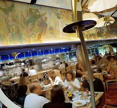 The top ten best table-service restaurants at Walt Disney World, as determined by some of the most popular and respected travel journalists covering the Florida theme park resort.: Number 2: Flying Fish Cafe