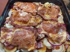 Cikánská pečeně! Jednoduchý recept, který bude chutnat každému členovi ve Vaší rodině. Lepší pečeni jste určitě nejedli!