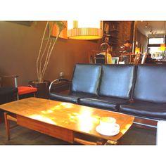 Love this coffee shop decor! sugarlump SF