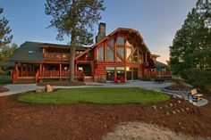 d8mart.com Diamond Bar Ranch in Oregon. #mansionhomes #realestate #luxuryhome #mansion #luxuryrealestate #luxurylife #luxury… Mens Style