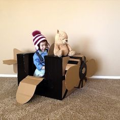 She went on an adventure without leaving her house. | 35 Magical Moments Captured With A Camera