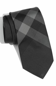 Burberry London Woven Silk Tie available at Nordstrom. Jaime's Grad