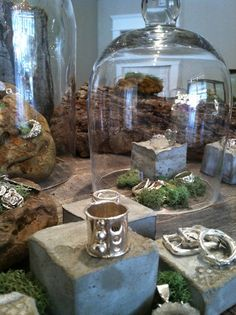 New Shop Displays Kajs Jewelry | Annapolis Jewelry