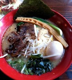 The Top Seven Bowls of Ramen in San Francisco
