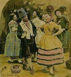 Irish Dance History