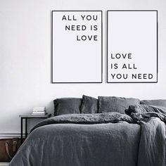 Alles was Sie brauchen ist Liebe Valentinstag Beatles