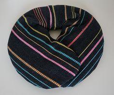 Couture - Echarpes et foulards · Spécial débutantes ! Un patron de tour de  cou chauffant - inspiré de la bouillotte sèche baecb90538e9